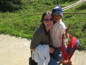 Scholarship Profile: Victoria Hahn, '13