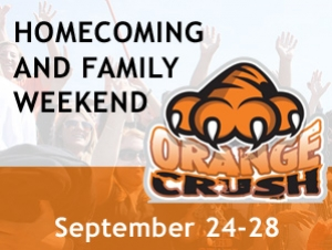 Homecoming 2013 Offers Variety of Events