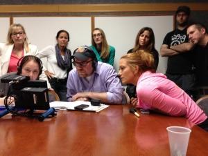 TFA Director Films TV Pilot in Rochester