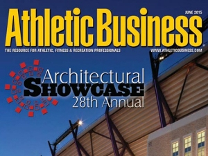Houston Gym Project Featured in 'Athletic Business' Magazine