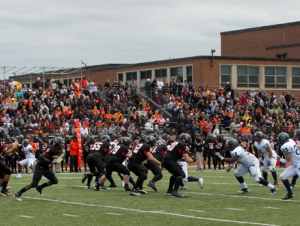 Homecoming Highlight: Bengals vs. William Paterson, Saturday, October 1