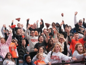 Orange Crush Homecoming and Family Weekend 2012