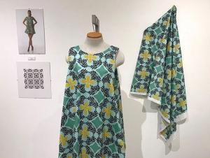 Fashion, Design, Biology Represented in Collaborative Exhibit