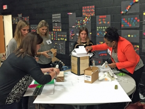 Interior Design Students, Architects Bring Lessons to Buffalo Schools