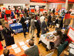Job and Internship Fair at Buffalo State