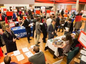 Job and Internship Fair at Buffalo State
