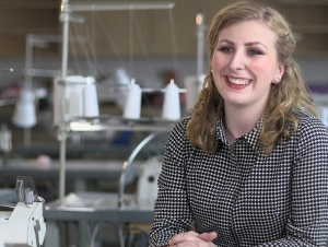 Students Who Soar: Jordan Stover's Awards, Internships Push Her Toward Dream