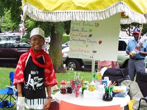 Young Entrepreneurs Set Up Shop: KidBiz Market, June 16