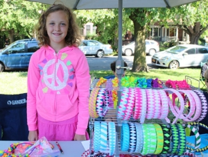KidBiz Wraps Up Season at Elmwood Bidwell Farmers Market