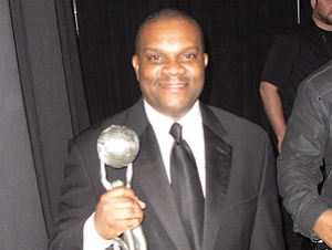 Alumnus Wins NAACP Image Award