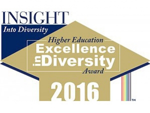 Buffalo State Receives 'Insight Into Diversity' Award for Fourth Year