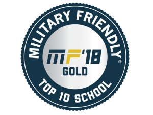 Buffalo State Ranks Second Among Public Universities for Military Friendly Designation
