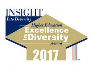 Buffalo State Receives 'Insight Into Diversity' Award for Fifth Year