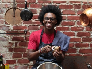 Alumnus to Give Cooking Demonstration on 'Today Show'
