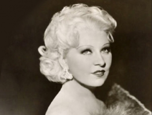 Chase to Discuss Mae West: March 7