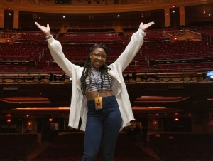 Student Lands Internship with 'Hamilton' Performance at Shea's