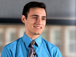 Students Who Soar: English Education Student Grateful for Teaching Experience