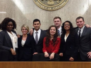 Most Successful Year Yet for Mock Trial Team