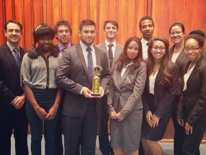 Mock Trial Team Excels at Two Invitational Tournaments
