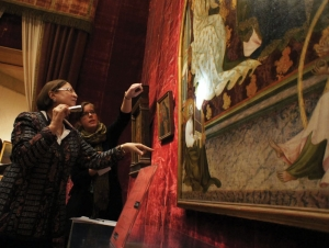 Internationally Renowned Art Conservator to Discuss da Vinci Discovery