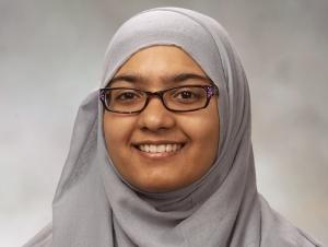 Commencement Profile: Hibbah Mojawalla