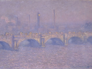 Art Conservation Faculty Unearth Truth Behind Monet Painting