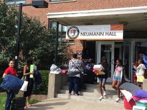 New and Returning Bengals Roar onto Campus