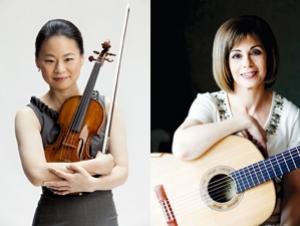 Midori and Falletta Performances Celebrate Recital Hall Opening