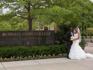 Alumni Couples Who Found Love at Buffalo State