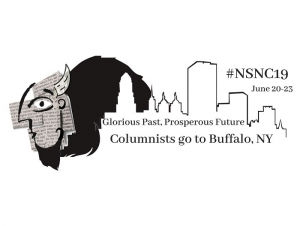 Campus Welcomes National Society of Newspaper Columnists for Three-Day Conference