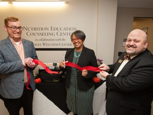 New Nutrition Center Aims to Counter Obesity, Health Issues in Students