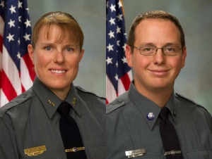 University Police Officers Honored for Campus Initiatives