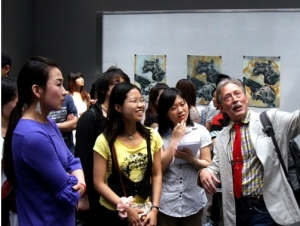 Exhibition of Faculty Work Travels to China