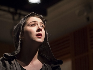 Vocal, String Students Present College's First Fully Staged Opera