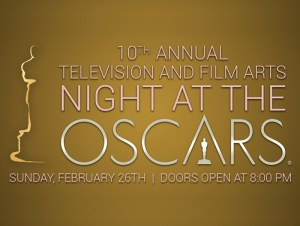 Television and Film Arts Program Hosts 10th annual Night at the Oscars