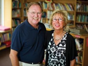 Alumni Profile: Dan and Shirlee Collins Paveljack