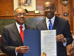 Payne Has Day Named in His Honor