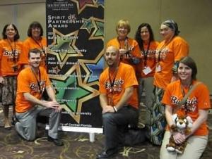 PDS Consortium Receives National Award