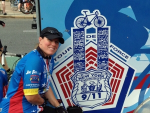 University Police Represented in 2017 Tour de Force