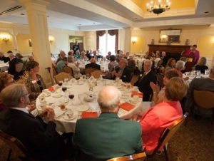 Peterson Society Inducts New Members