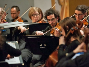 Philharmonia Pairs Music with Narration in Fall Concert