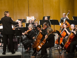 Student Soloists Get Spotlight in Philharmonia Performance