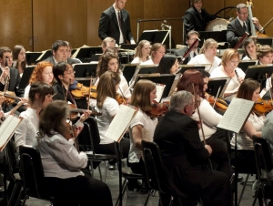 Philharmonia to Perform with Three Choral Groups