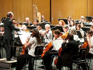 Buffalo State Philharmonia presents 'No Calorie Suites'
