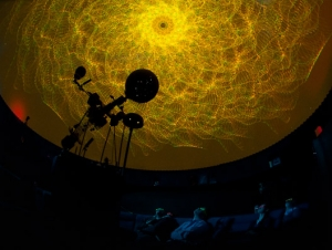 Planetarium Offers Laser, Holiday Shows
