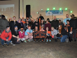 "Orange Crushers Named ""Best College Team"" at Polar Plunge"