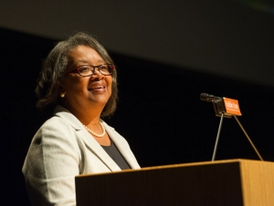 Conway-Turner Delivers Annual Opening Year Address