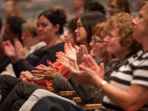 Faculty and Staff Recognition Ceremony: October 8