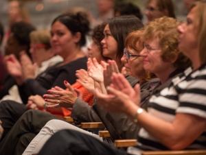 Faculty and Staff Recognition Ceremony: October 6