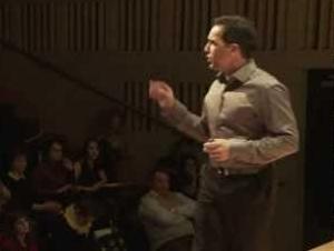 Puccio Delivers TEDx Talk